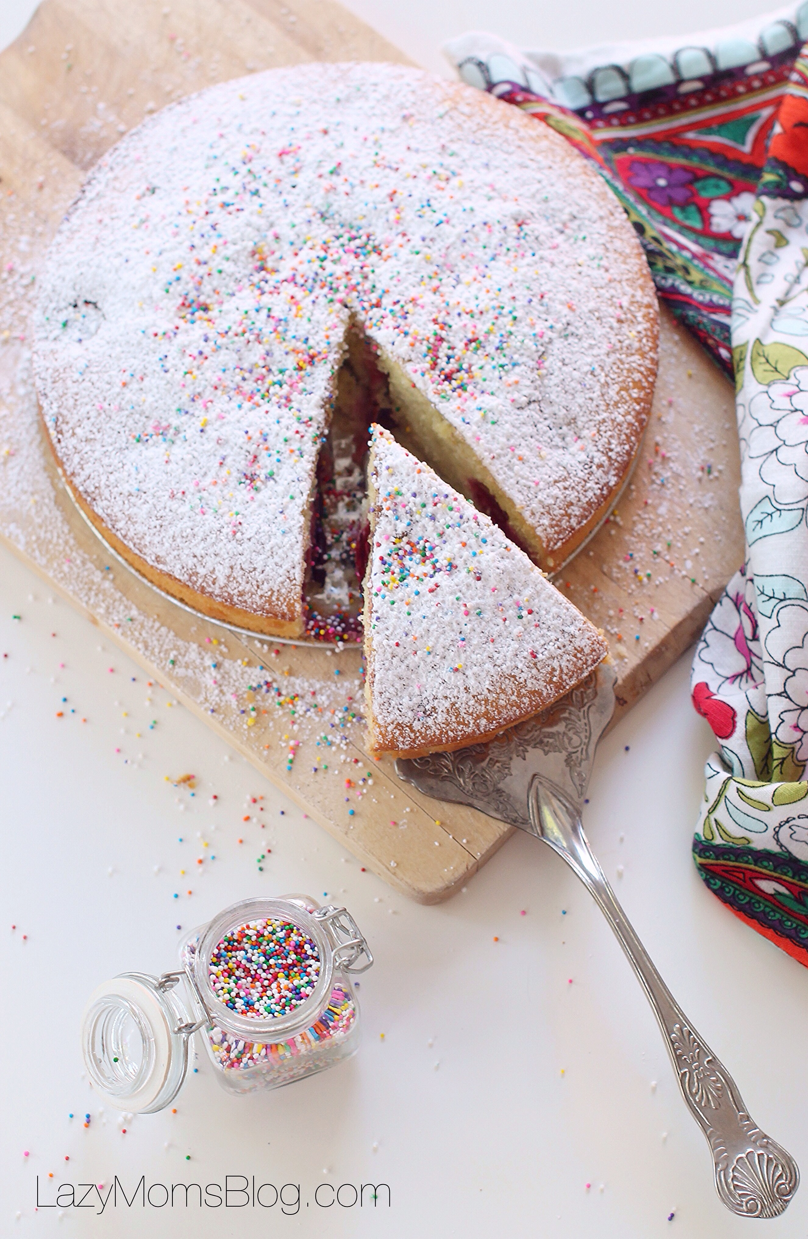 ed this plum cake tastes just like doughnuts with plum jam