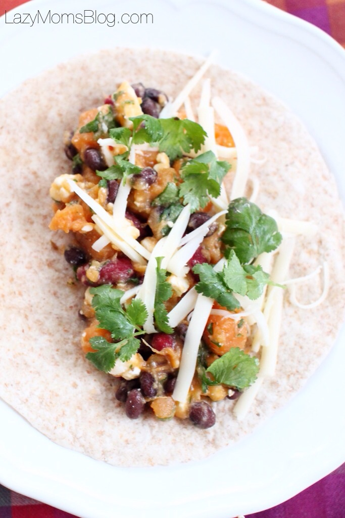 the best vegetarian tacos I ever had; so full of flavor and so easy to make!