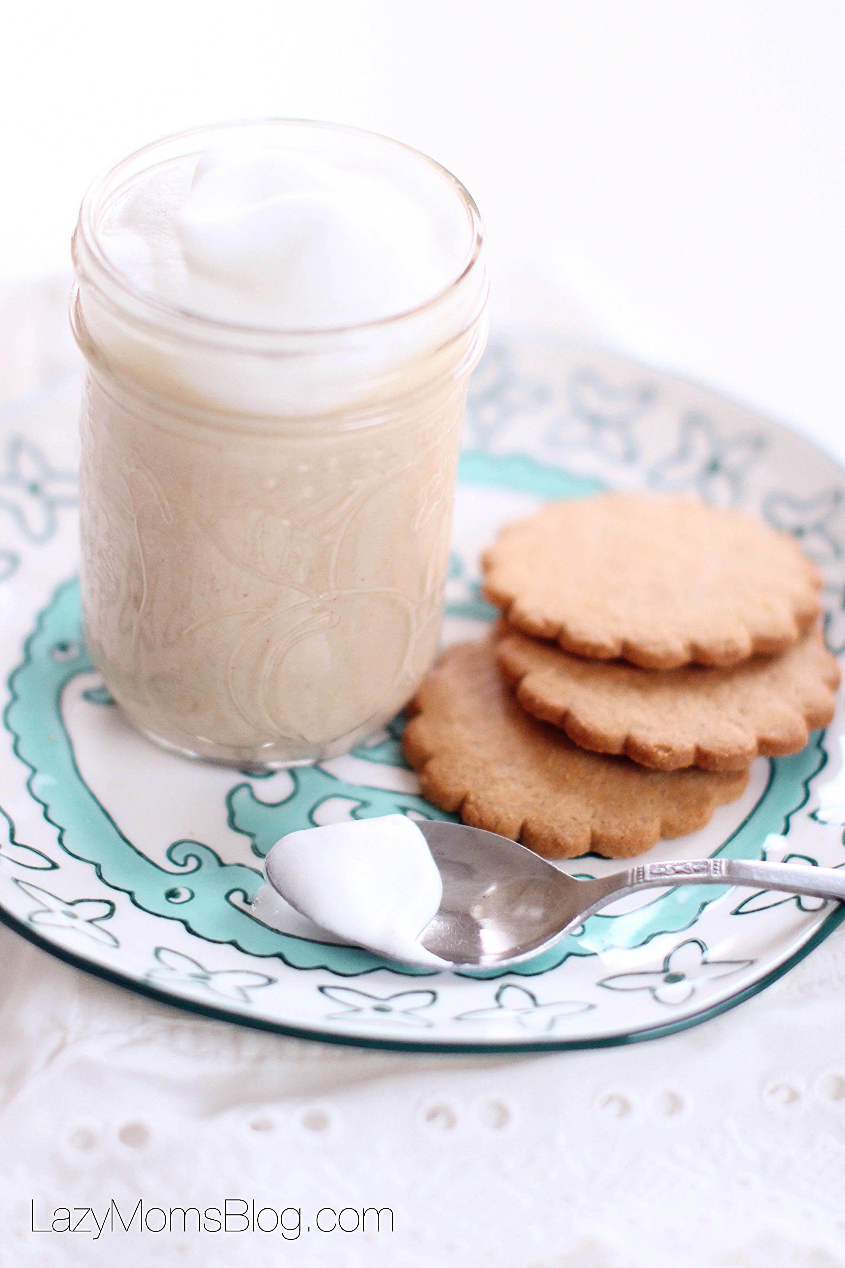 Easy peanut butter shake