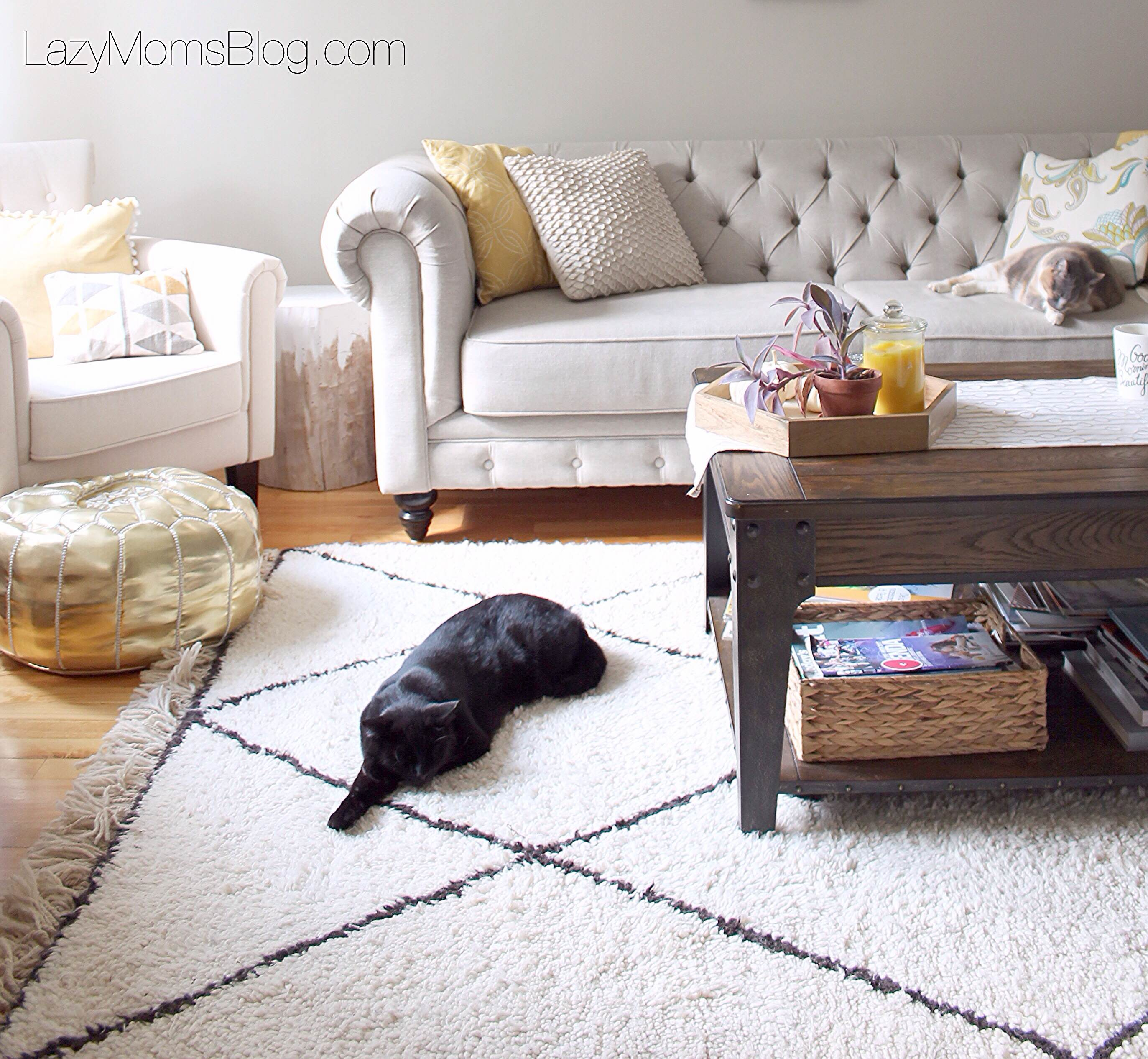 Cozy room must haves, and how to add more texture to any room!