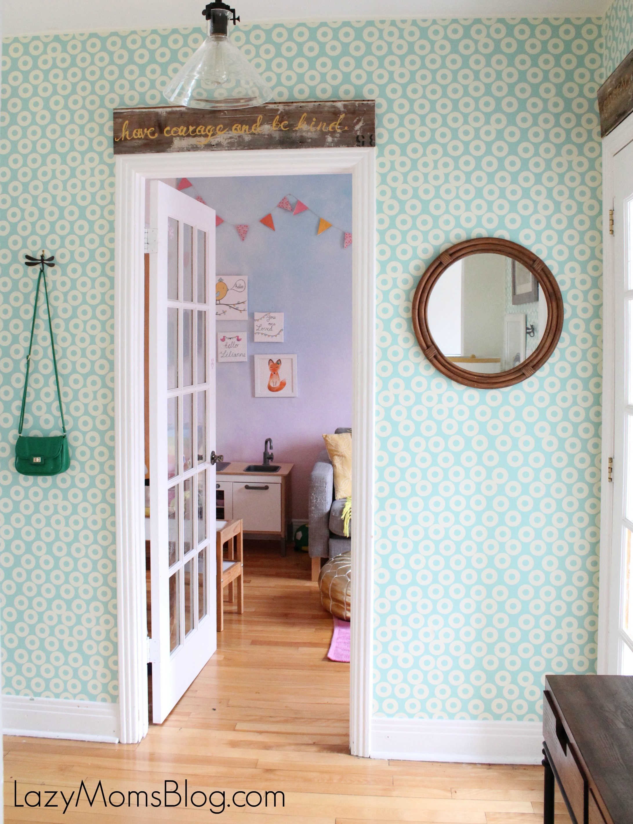 How to make a small space feel bigger