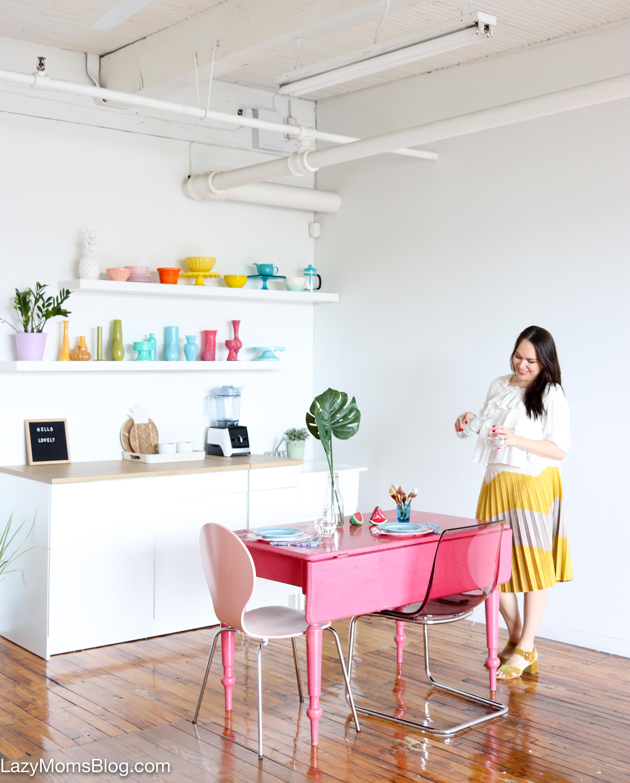 studio kitchen reveal