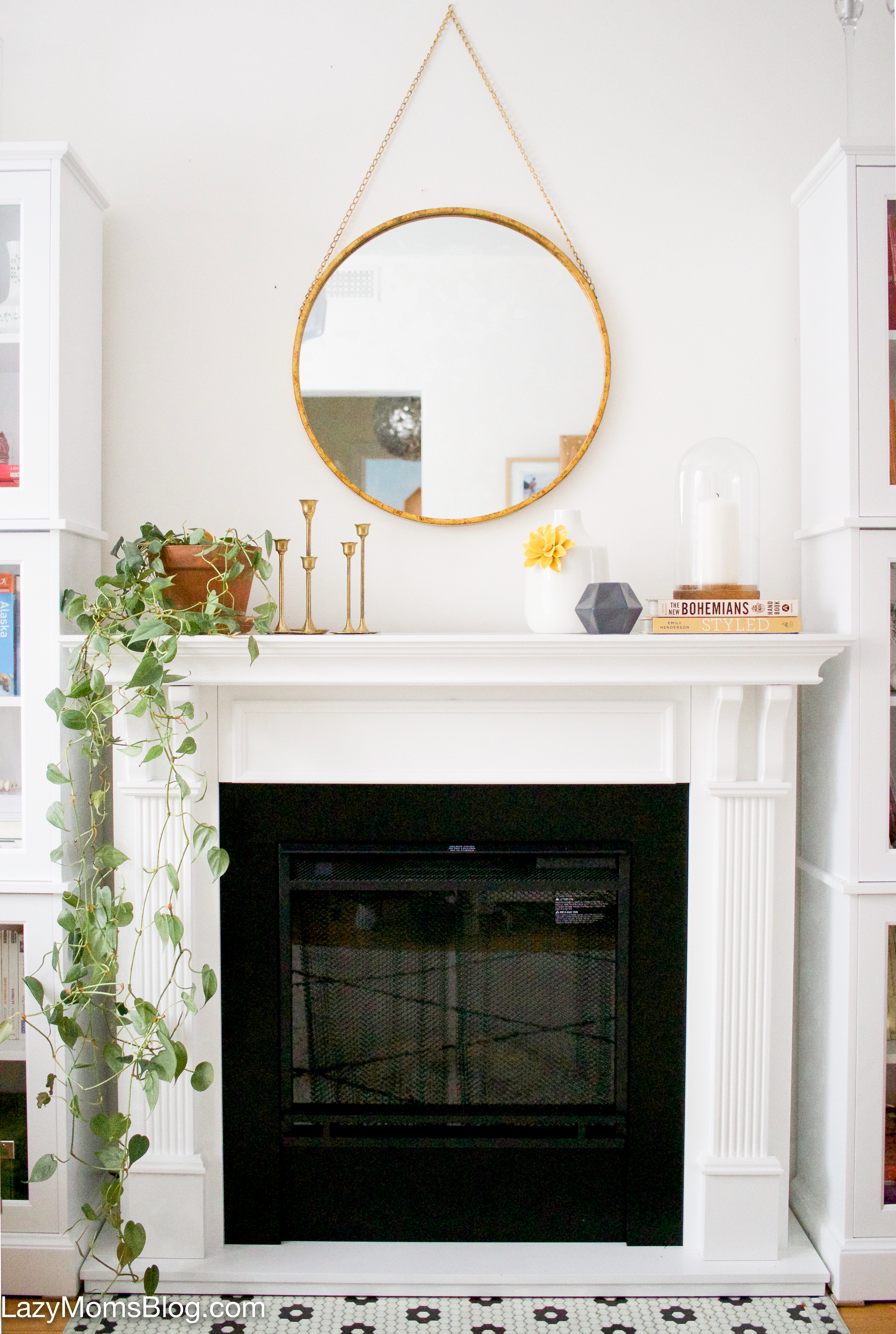 one mantel 6 ways