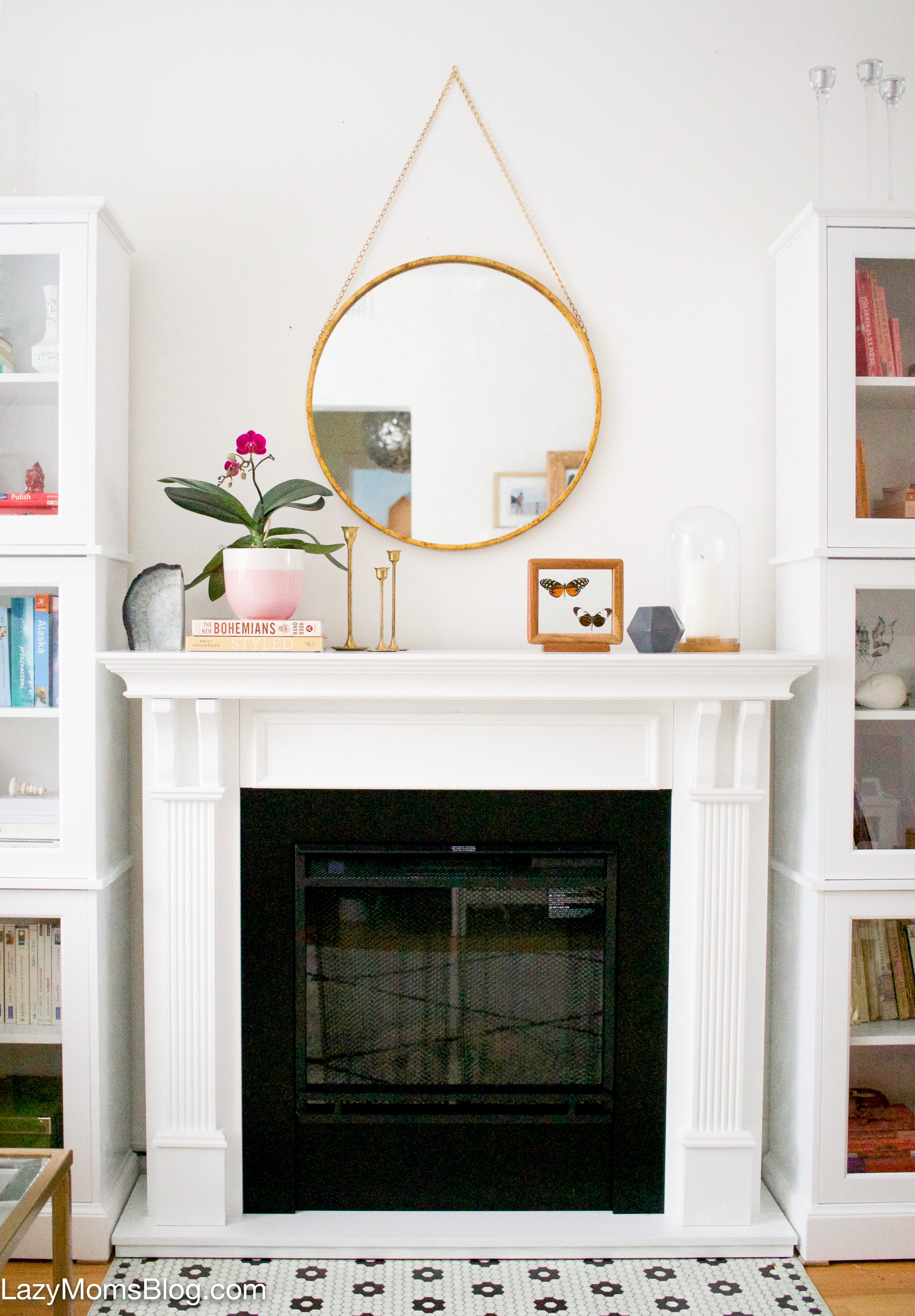 one mantel six ways