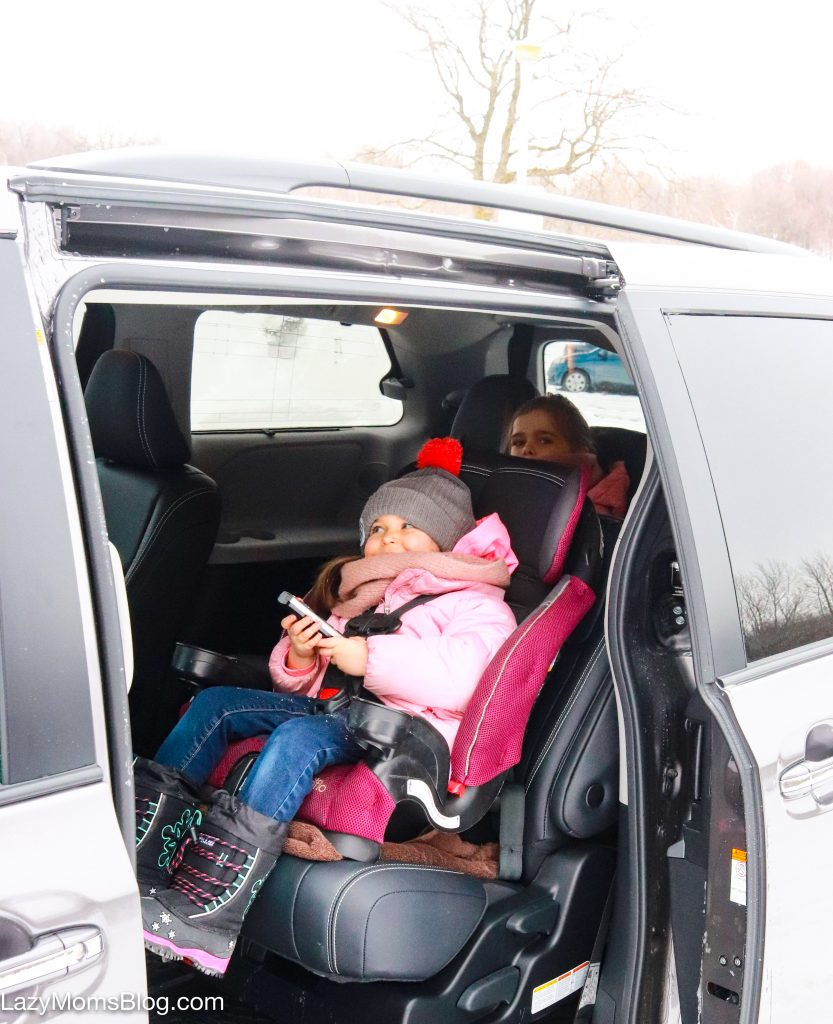 my experience with toyota sienna