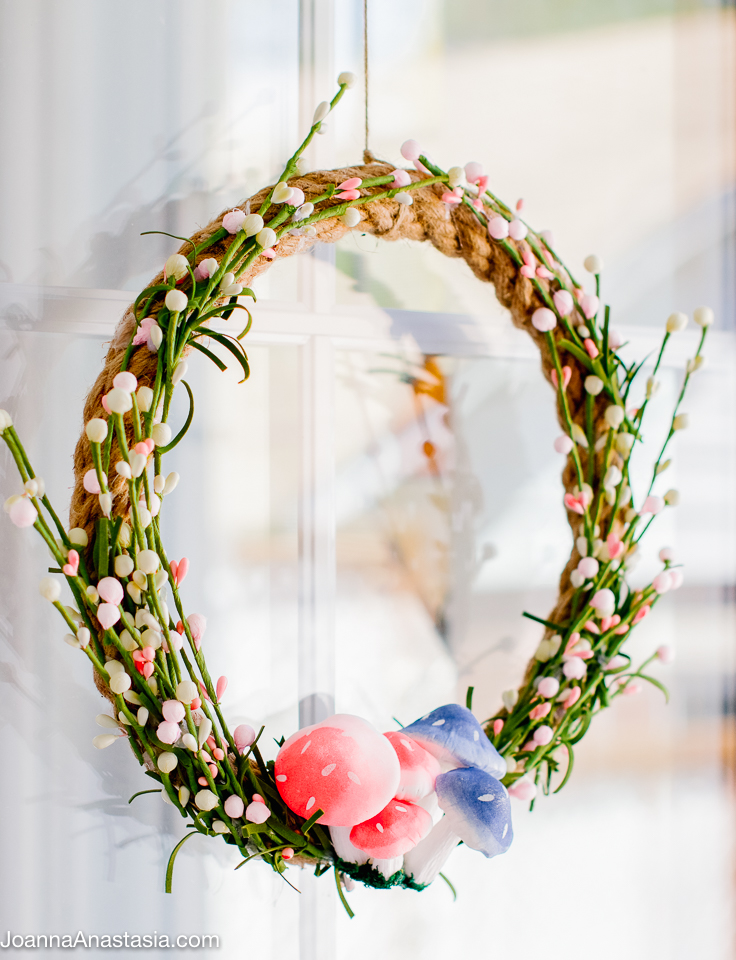 Door Decor Imagine Wreaths Imagine Wreath Baby Girl Wreath Baby Girl Wreaths Girl Wreath Little Girl Decor Pink and Yellow Wreath